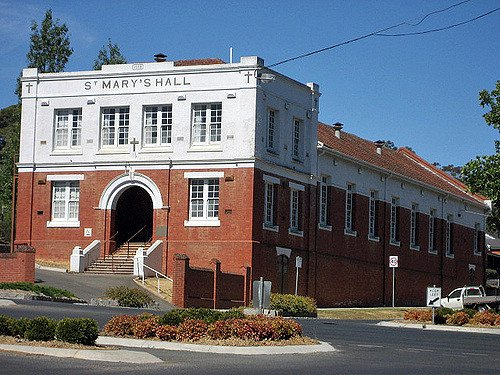 St Mary's Hall Castlemaine